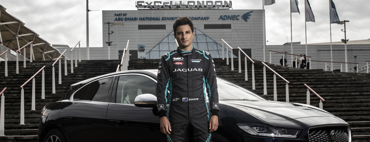 Jaguar Racing - London E-Prix 2021