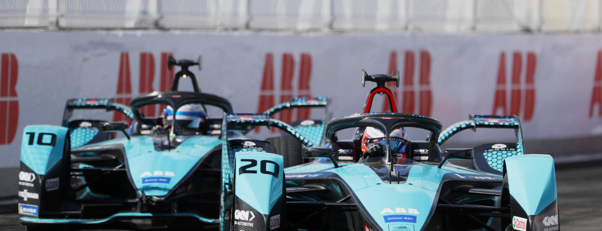 Jaguar Racing - Reimagine Racing