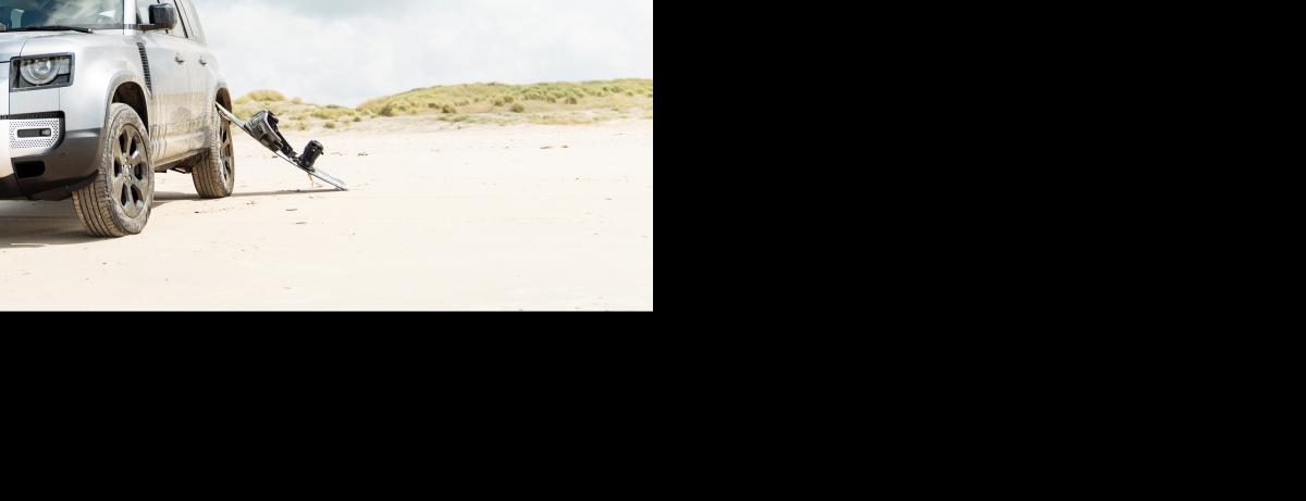 Land Rover Kite Surf World Cup Linus Erdmann