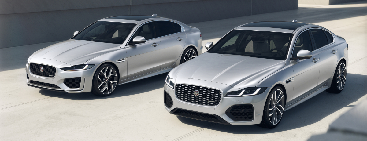 22MY XE and XF R-Dynamic HSE