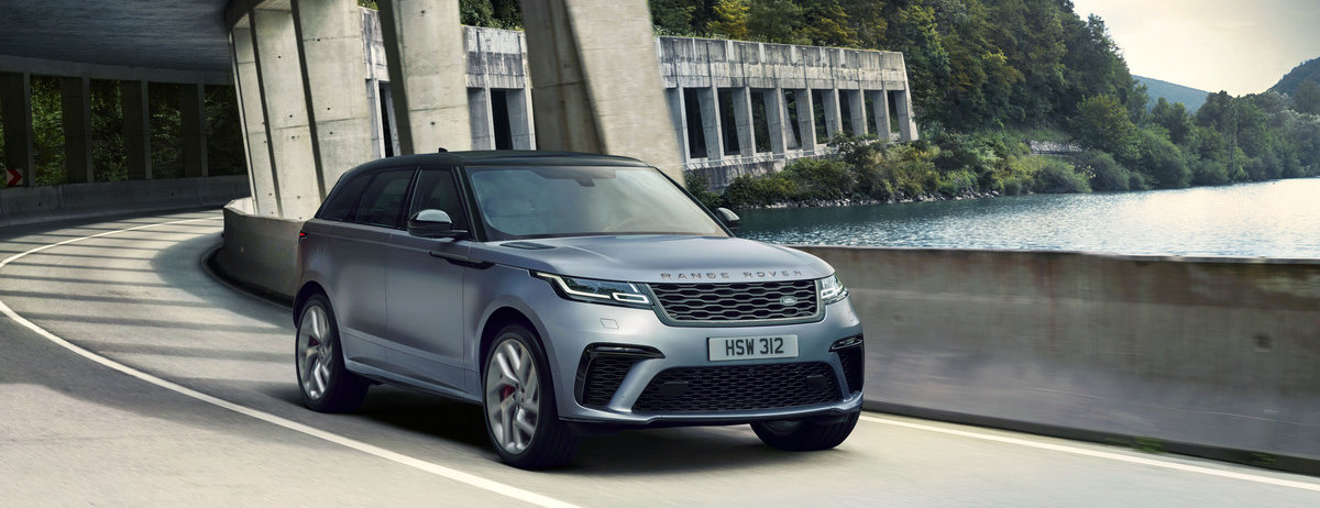 LOCATION IMAGE - NEW RANGE ROVER VELAR SVAUTOBIOGRAPHY DYNAMIC EDITION