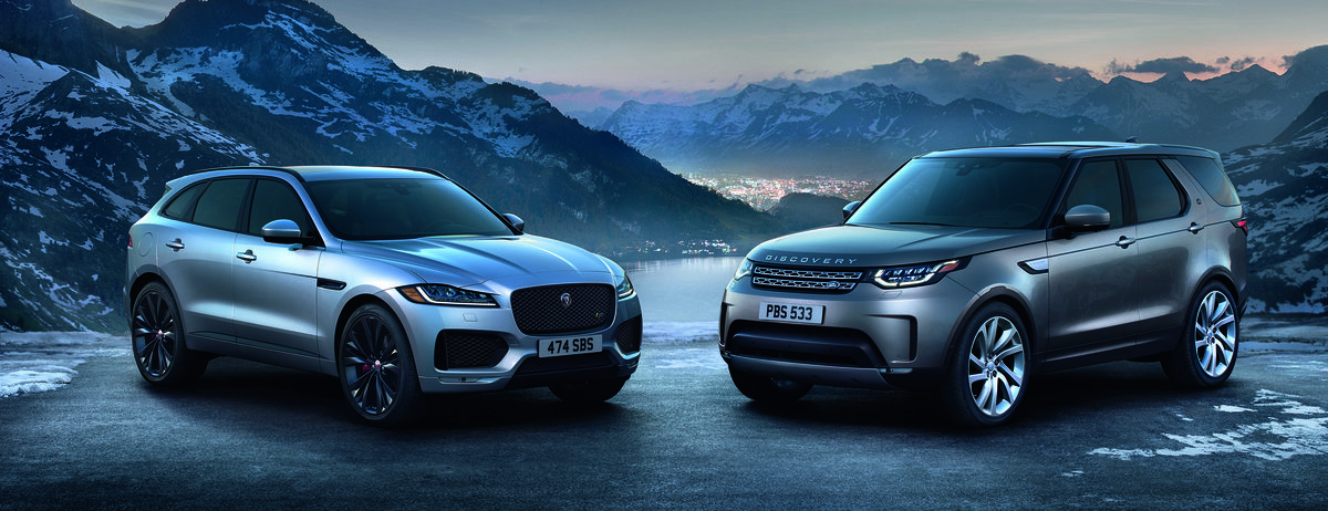 Jaguar Land Rover >> Jaguar Land Rover Sets New All Time U S Sales Record With 24