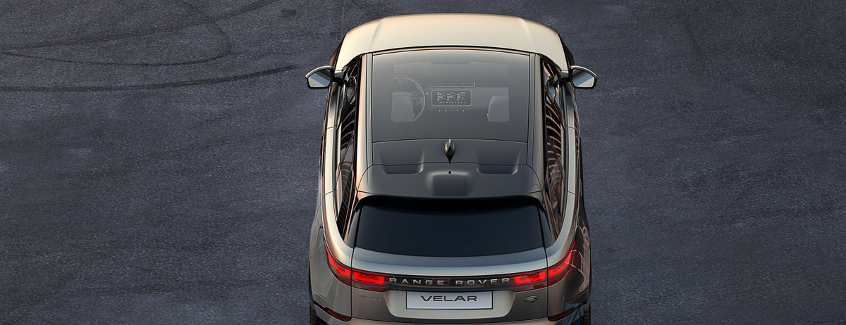 INTRODUCING THE RANGE ROVER VELAR