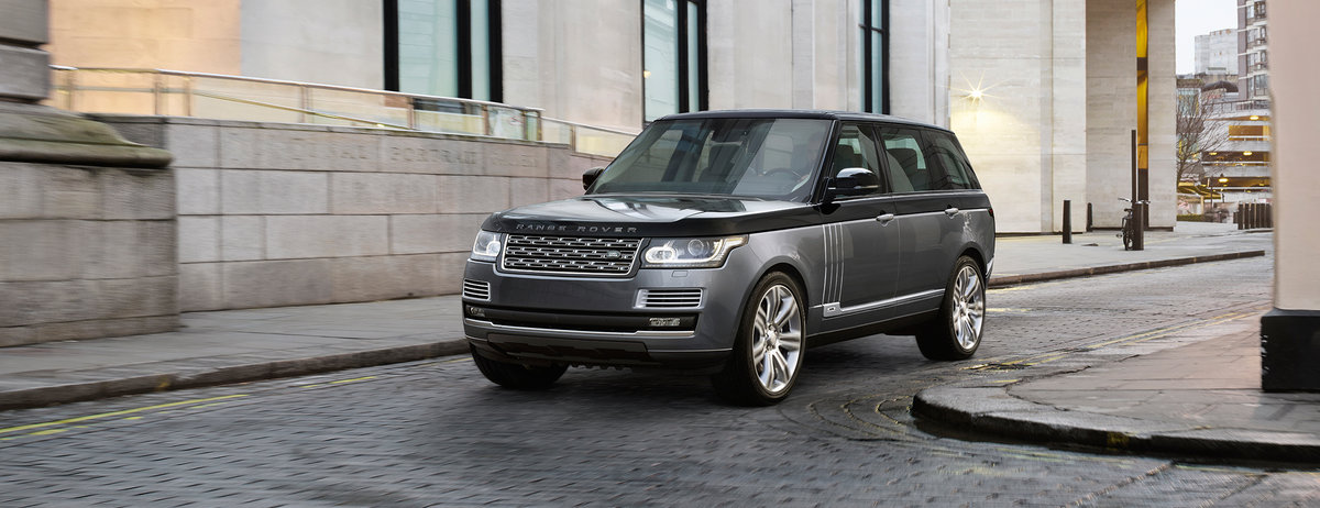 Range Rover SVAutobiography takes luxury and refinement to