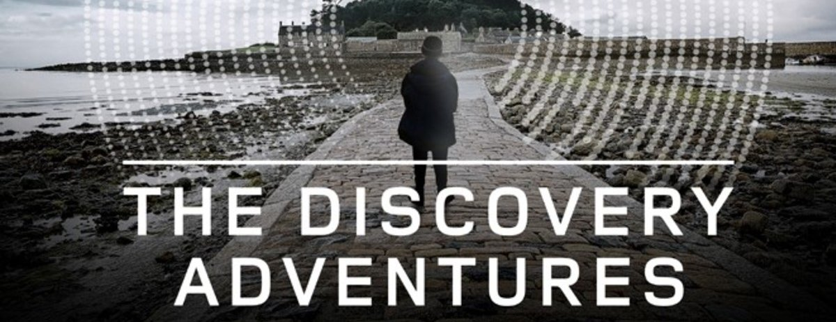 LAND ROVER UK LAUNCHES PIONEERING 'DISCOVERY ADVENTURES'  PODCAST SERIES