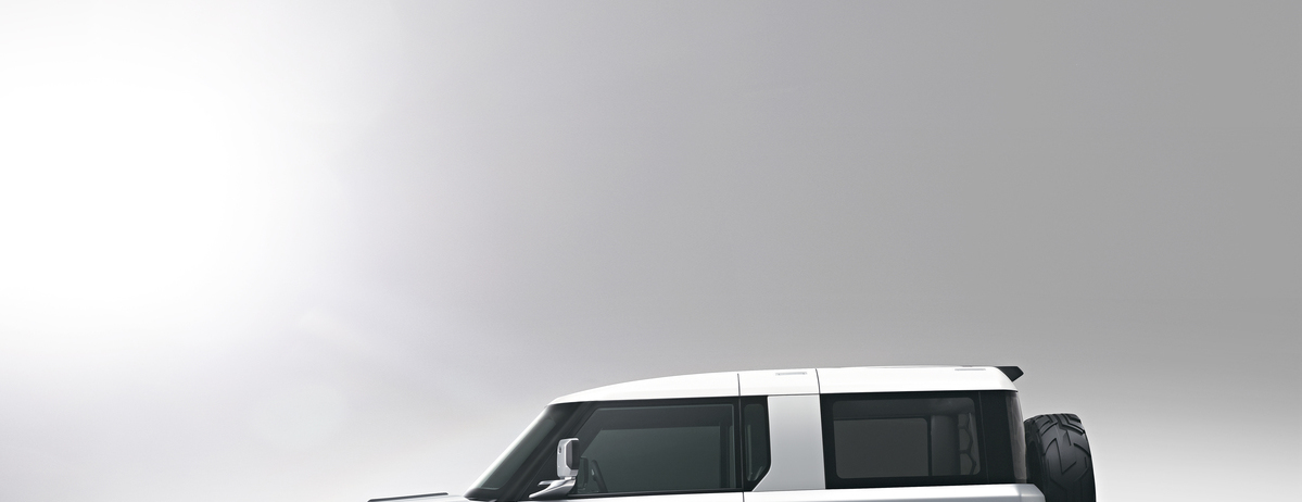 All-New Defender Concept to debut at Frankfurt Motor Show