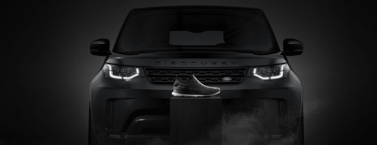 CLARKS & LAND ROVER SHOE COLLABORATION LAUNCHES