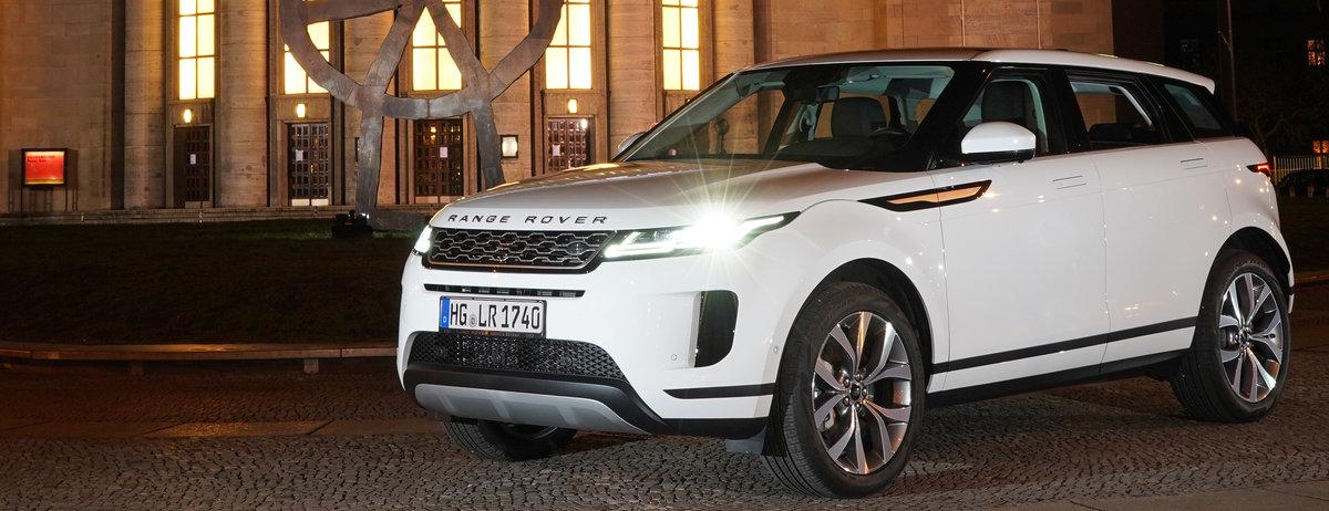 Der neue Range Rover feiert Deutschlandstart in Berlin