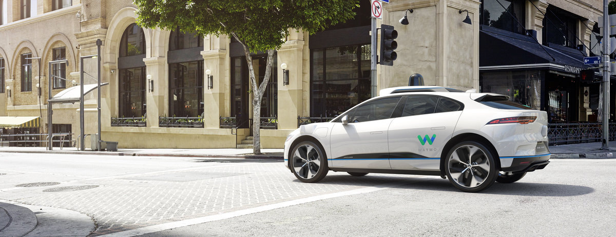 WAYMO AND JAGUAR LAND ROVER ANNOUNCE LONG-TERM PARTNERSHIP