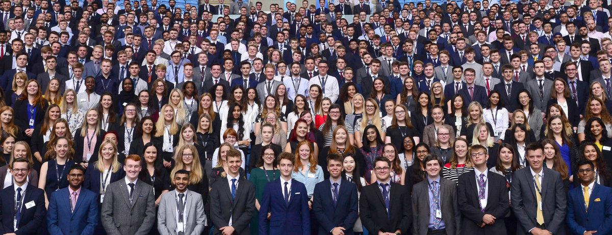 CLASS OF 2018 CONFIRMS JAGUAR LAND ROVER AS UK'S NUMBER ONE