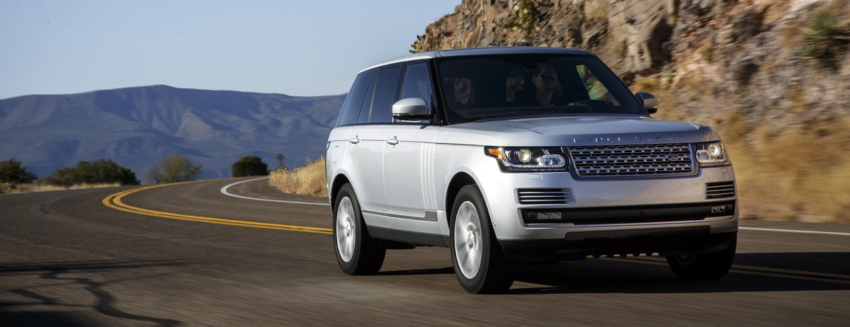 Range Rover Sport and Range Rover Diesel Power Options Featured at