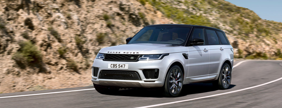 RANGE ROVER SPORT HST SPECIAL EDITION