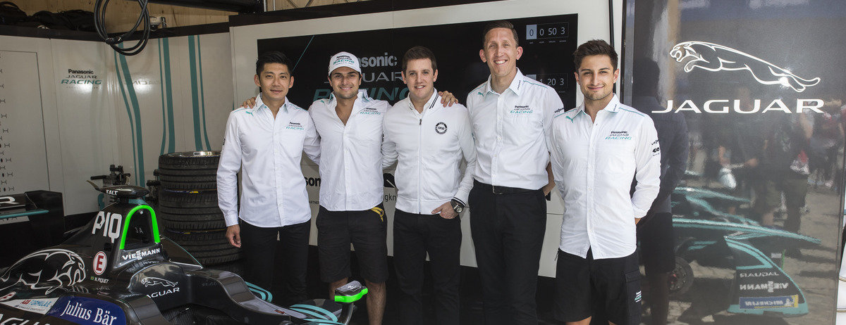 Jaguar Racing One All Sports Announcement 01
