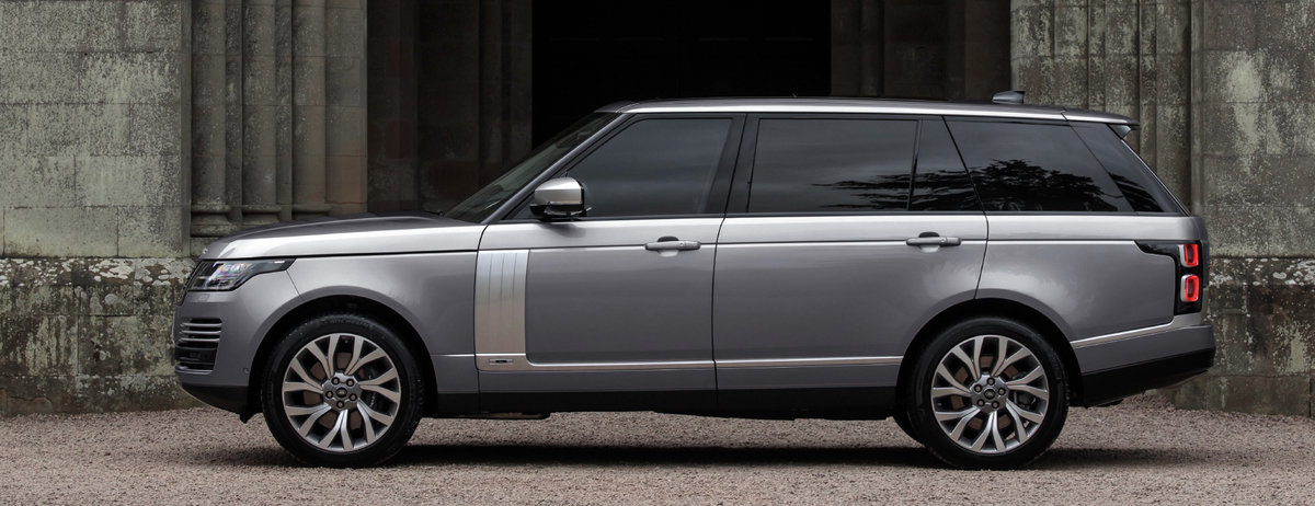 2020 Range Rover Offers Straight
