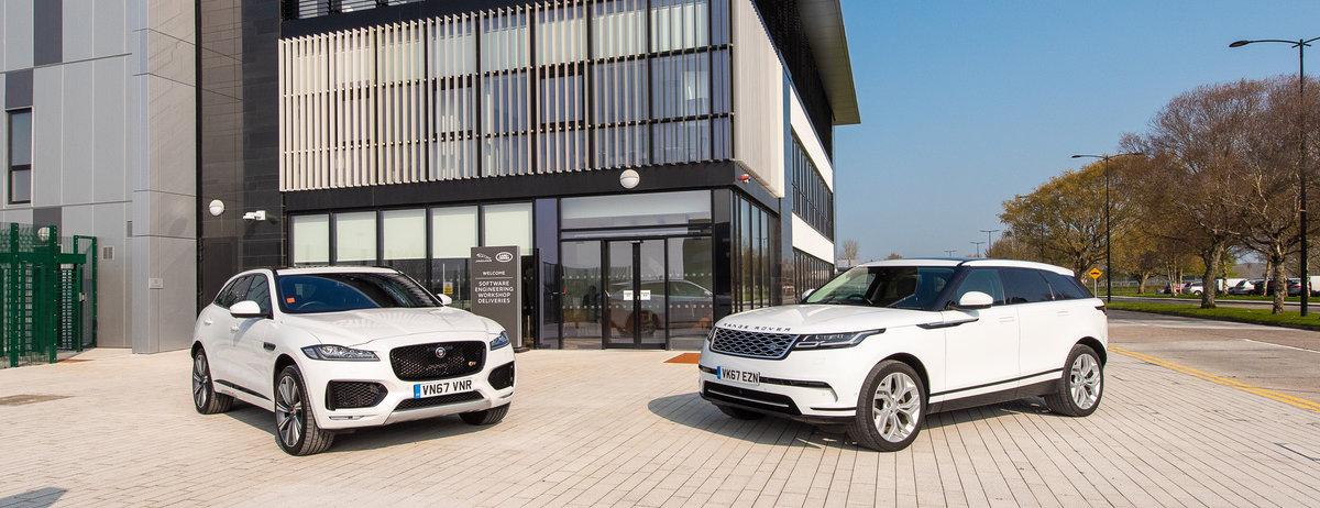 Land Rover Smart Wallet - Interior