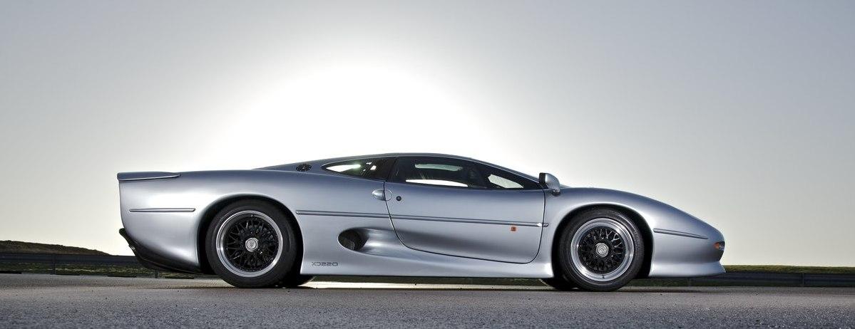 Jaguar XJ220 20th Anniversary