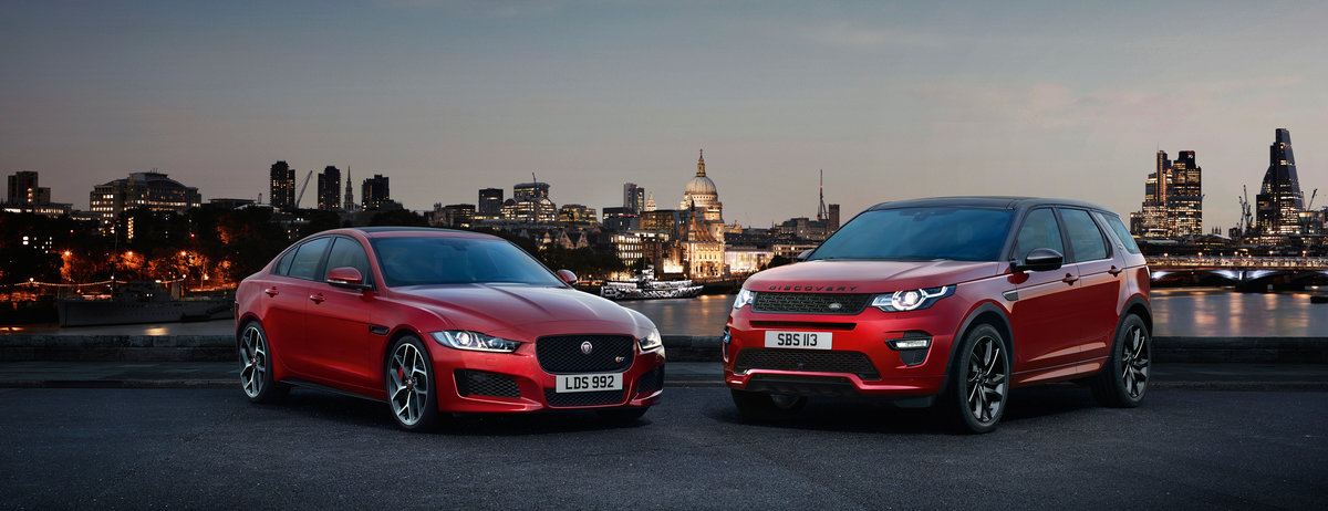 Jaguar Land Rover confirms a cleaner future  at Los Angeles International Auto Show