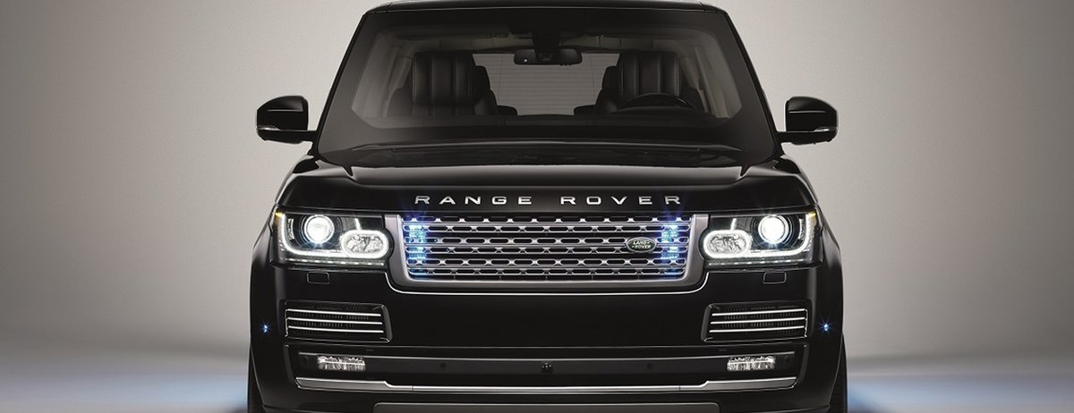 Introducing The Range Rover Sentinel: A Luxury Fortress On Wheels