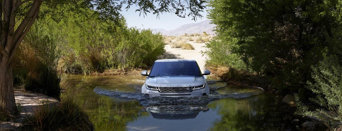 Capability - New Range Rover Evoque