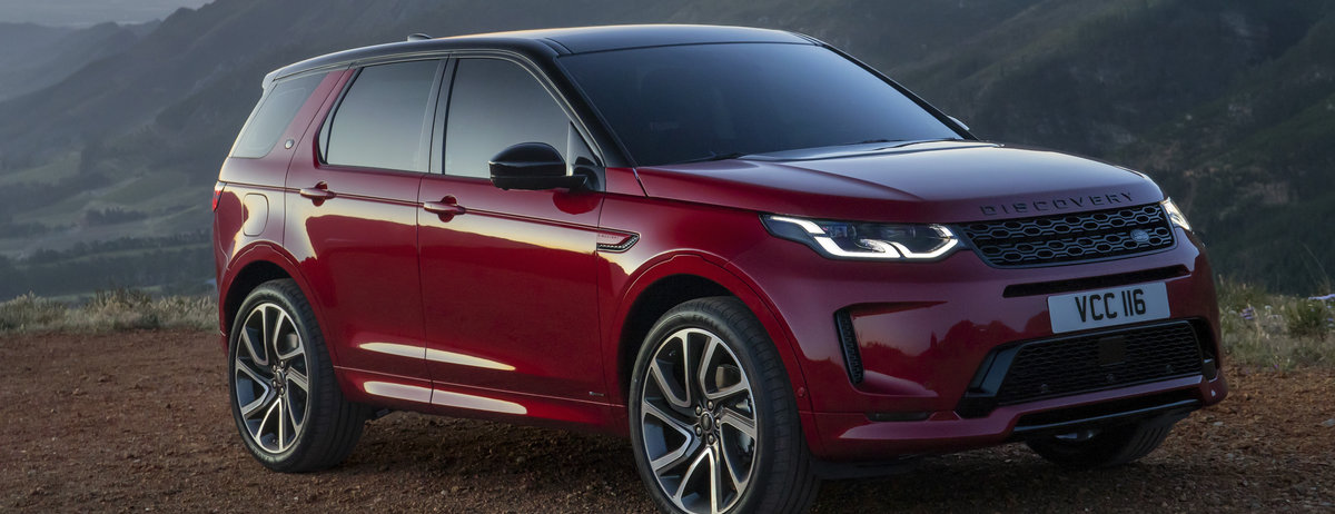 DER NEUE LAND ROVER DISCOVERY SPORT - Static