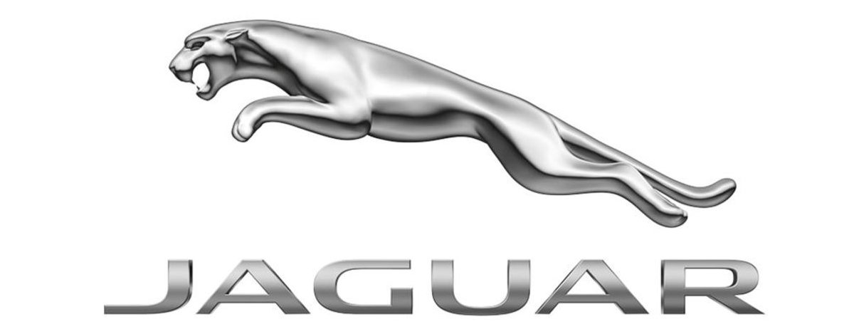 jaguar logo centered