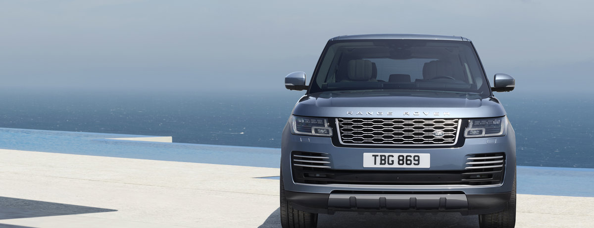 Range Rover 18MY- On road
