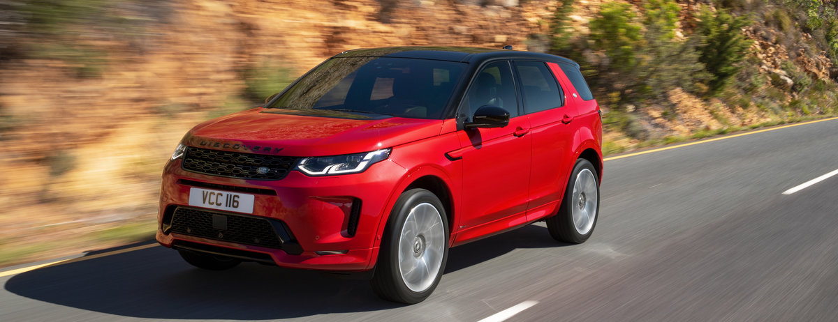 NEW DISCOVERY SPORT: ENHANCED FOR EVERY FAMILY ADVENTURE