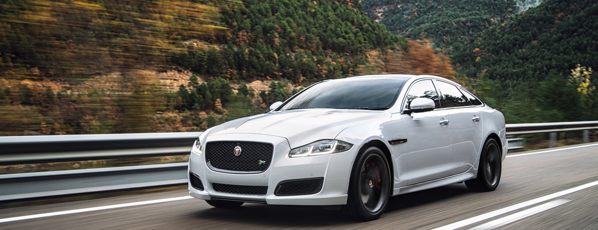 Jaguar XJ Resets the Standard for Luxury, Design and ...