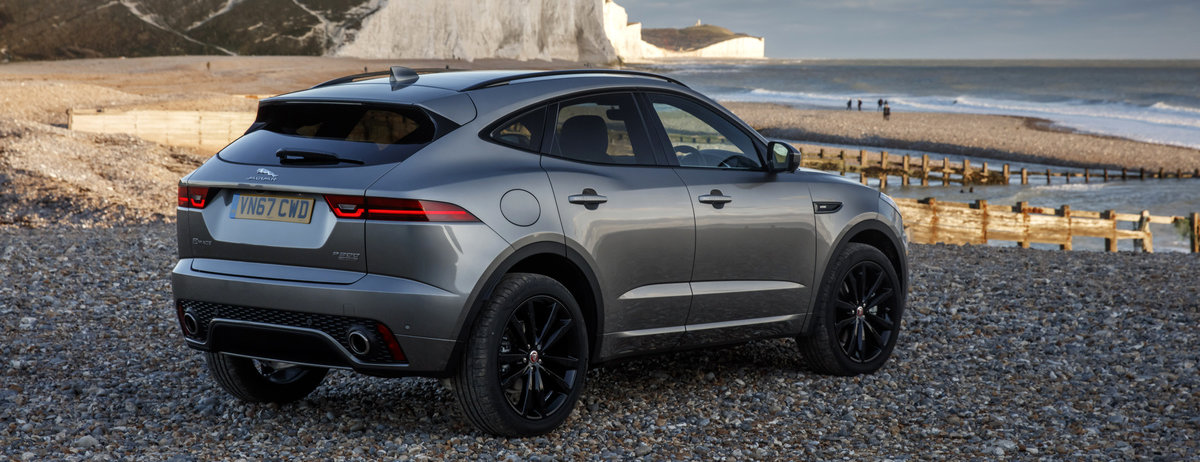 BBC TopGear magazine votes new Jaguar E-PACE 2017 Crossover of the Year