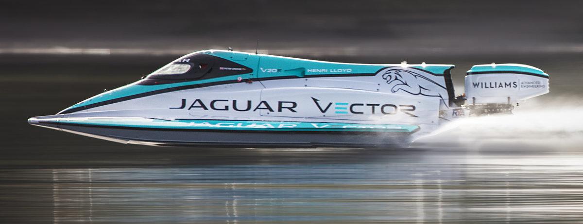 Jaguar Vector Racing 9