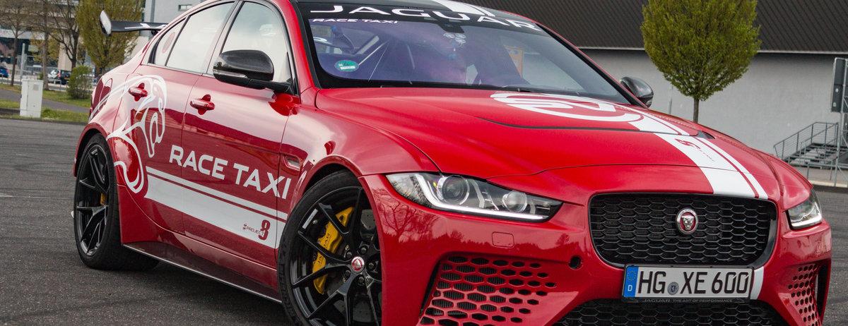 Jaguar Driving Academy 2019 verspricht Adrenalin, Rennaction und pure Fahrzeugfaszination