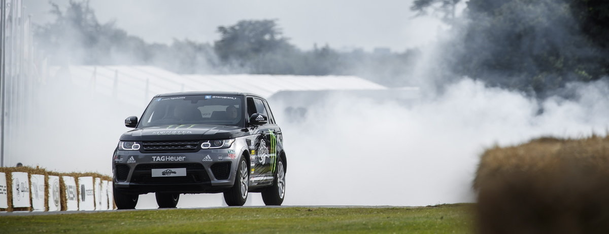Land Rover Celebrates 70 Glorious Years