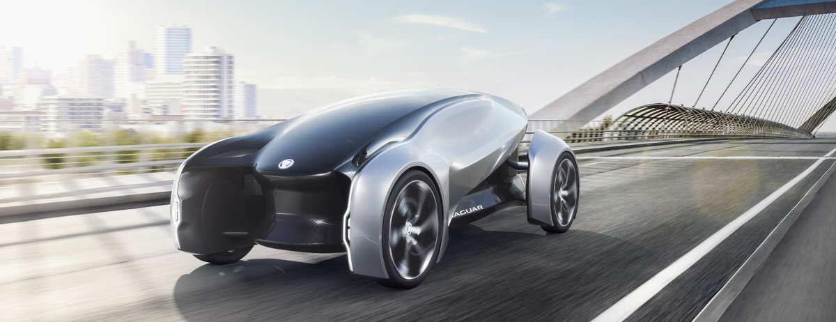 FUTURE-TYPE CONCEPT - JAGUAR'S VISION FOR 2040 AND BEYOND