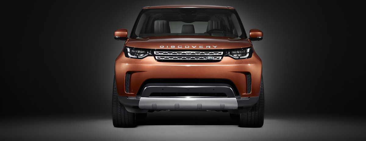 ROVER TO DEBUT ALL NEW DISCOVERY SUV