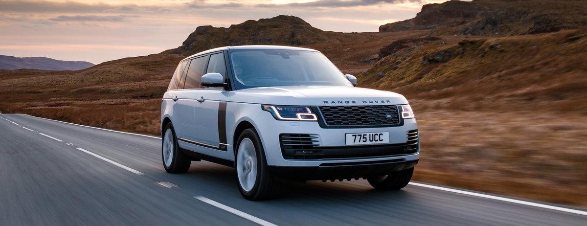 October Sales Image Range Rover