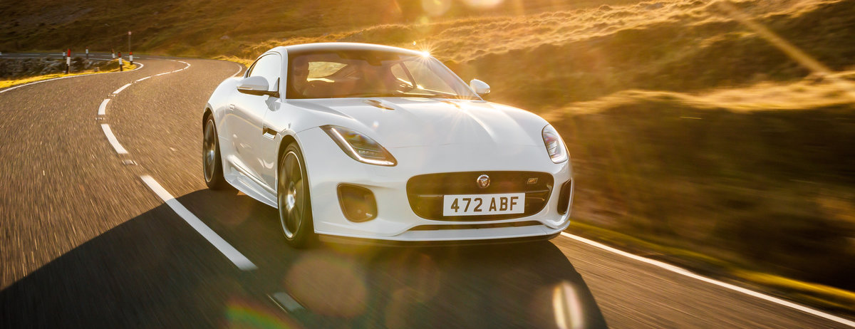 New Checkered Flag Limited Edition Model Joins 2020 Jaguar F Type Line Up Jaguar Homepage Usa