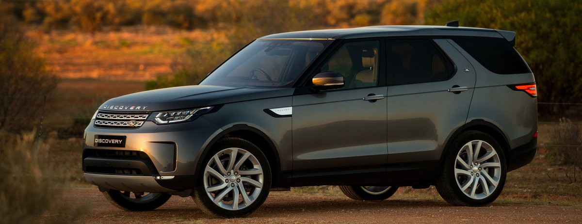 LAND ROVER ANNOUNCES NEW MODEL YEAR UPDATES TO 2018 LAND ROVER