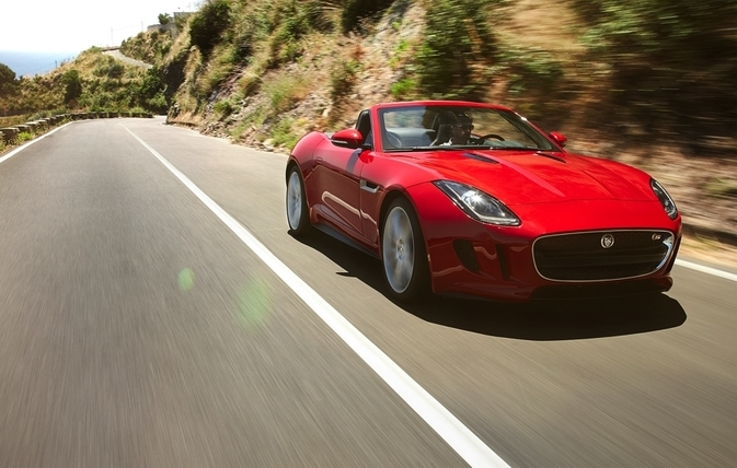 Jaguar F-TYPE Is Official Pace Car Of The Pittsburgh Vintage Grand Prix | Jaguar Homepage USA