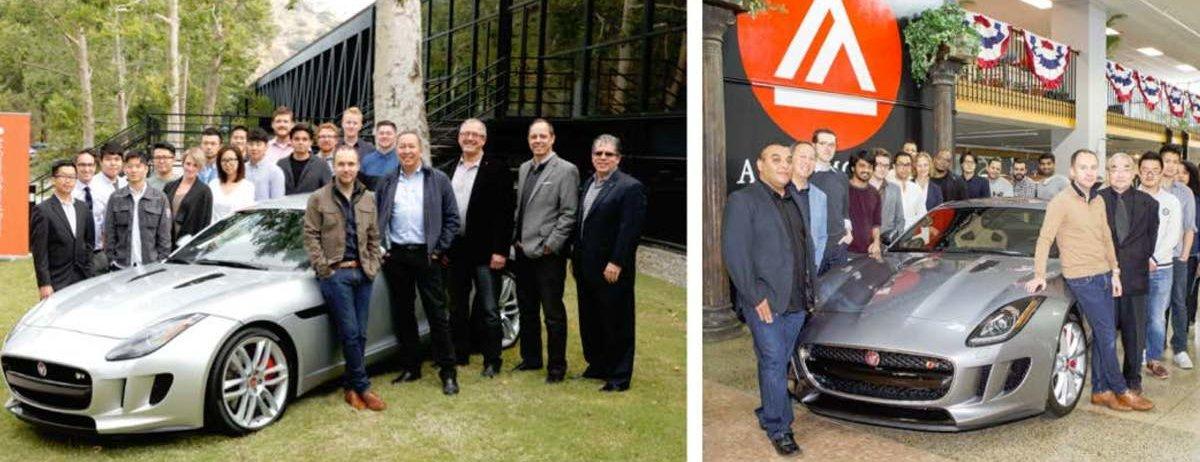 Jaguar Partners With Design Schools To Envision Future Jaguar Sports Car Jaguar Homepage Usa