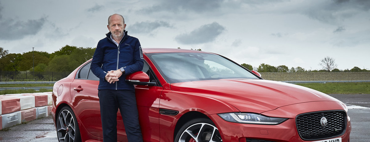 Jaguar Land Rover's Mike Cross wins Autocar Lifetime Achievement Award