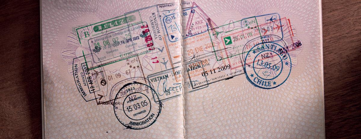WLRD Passport Stamps