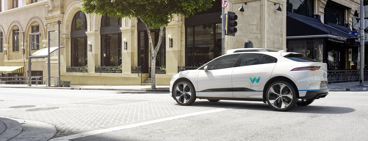 WAYMO AND JAGUAR LAND ROVER ANNOUNCE LONG-TERM PARTNERSHIP, BEGINNING WITH SELF-DRIVING JAGUAR I-PACE