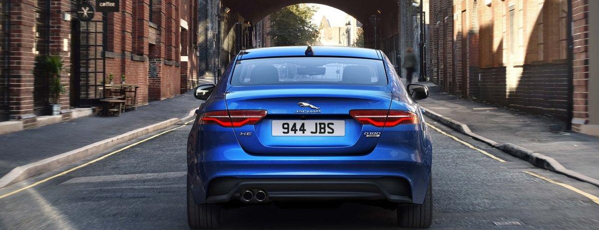 Nouvelle Jaguar XE
