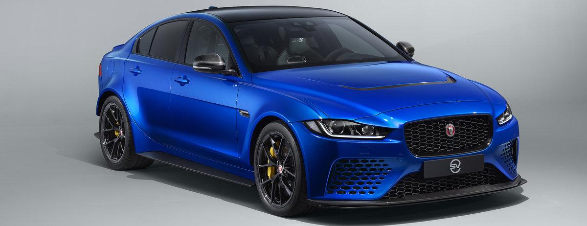 Jaguar bietet eine viersitzige Touring-Version mit gesteigerter Alltagstauglichkeit des 600 PS starken XE SV Project 8*
