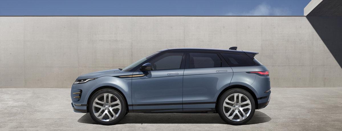 Studio – Neuer Range Rover Evoque