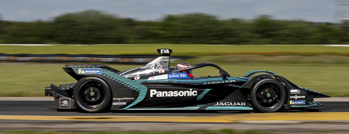PANASONIC JAGUAR RACING BEGIN SEASON SIX DEVELOPMENT TESTING AHEAD OF SWISS E-PRIX