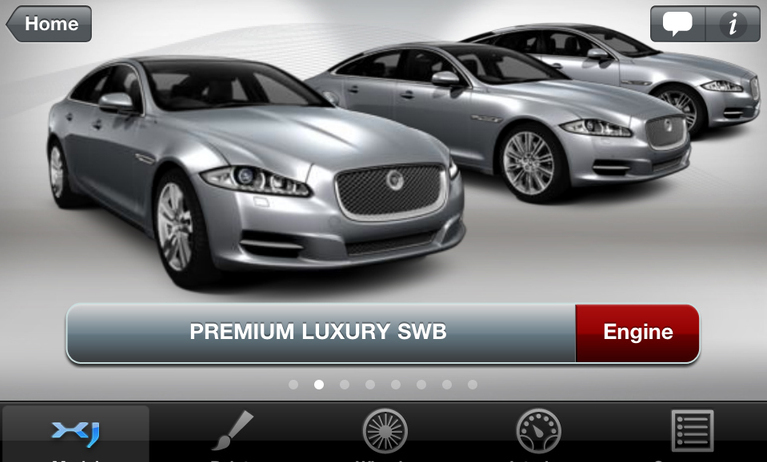 Jaguar Launches Two New Apps