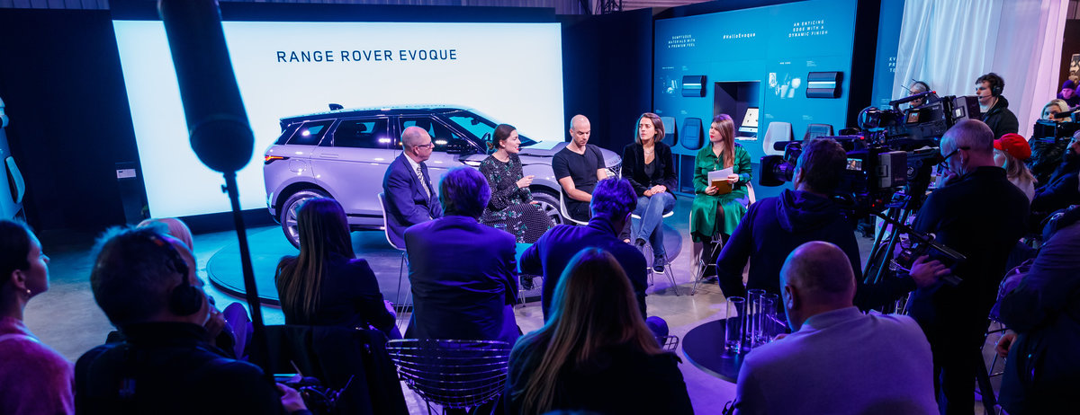 LIVE FOR THE CITY - The Range Rover Evoque Experience
