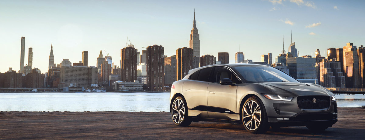 I-PACE wins 2019 World Car of the Year