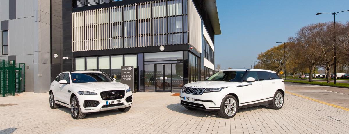 Das zahlt sich aus: Verdienen Sie Geld, während Sie mit  Jaguar Land Rover Auto fahren